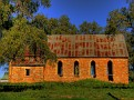 Gooloogong Church Ruins 001