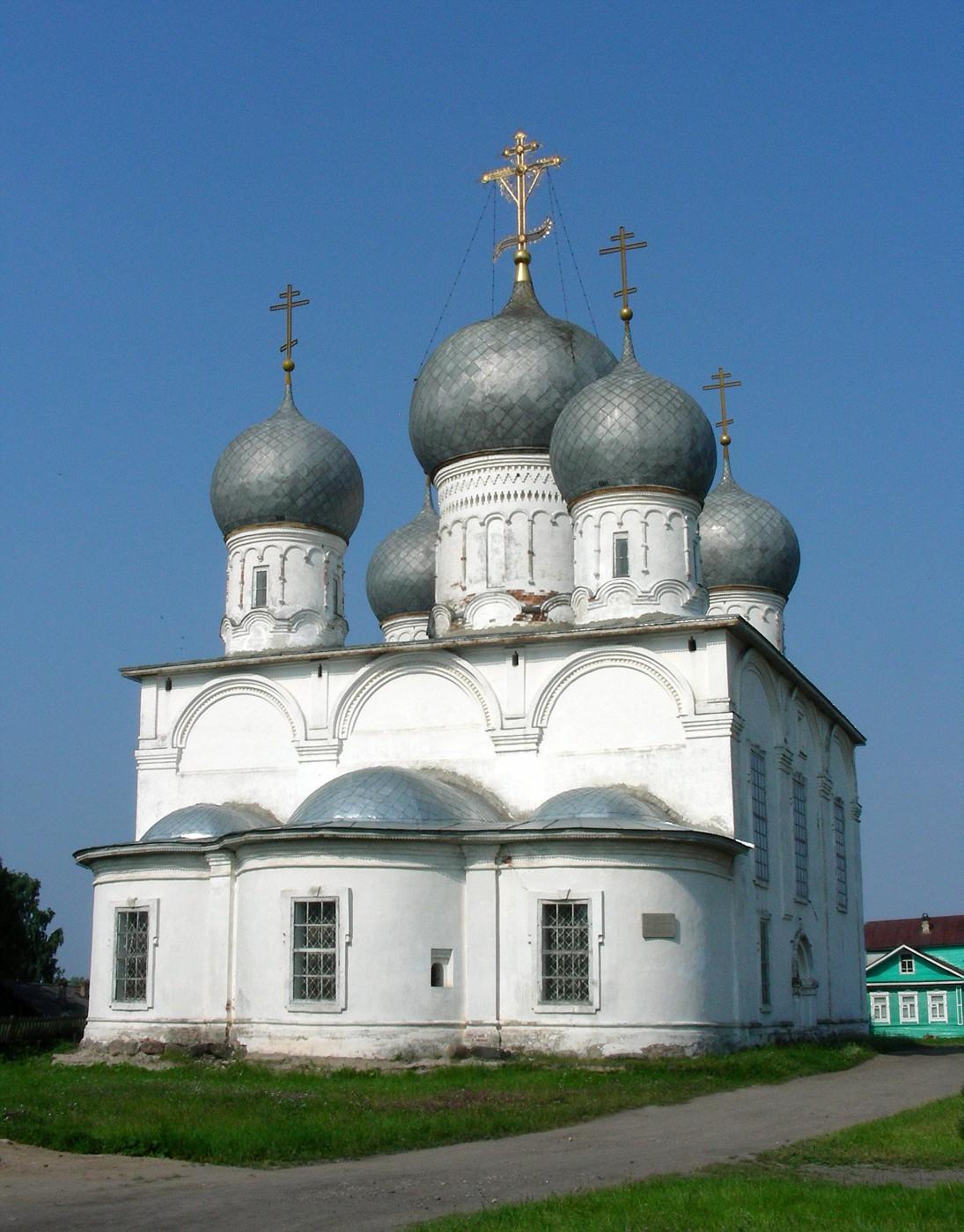Преображенский собор (1668—1670 гг.)