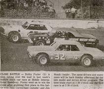 32-Bobby Foster,7-Jim Shaub,47Dale Carmichael mobile 3-9-69