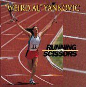 Weird Al Running with Scissors