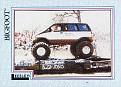 1988 Leesley Bigfoot #068