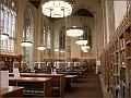 Inside Sterling Memorial Library