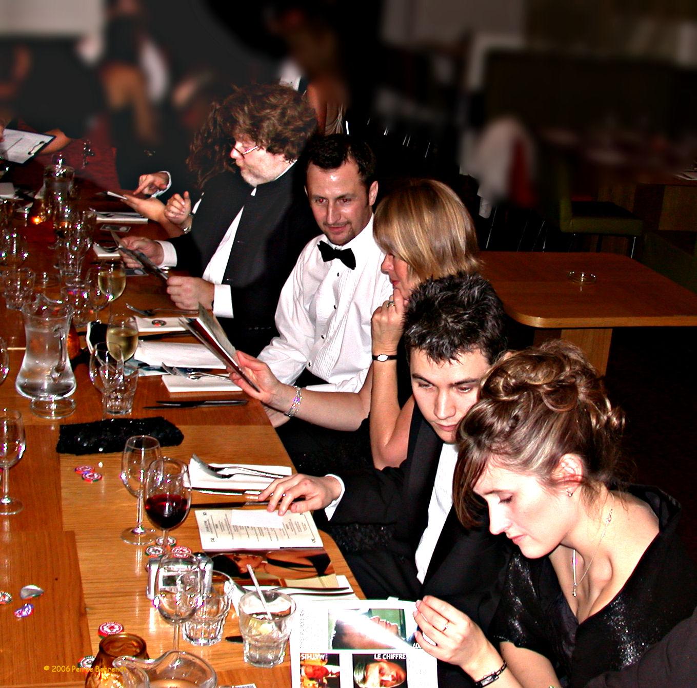 Ruby Blue Dinner 16