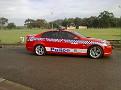 Australia - New South Wales Ashfield Highway Patrol VE Commodore