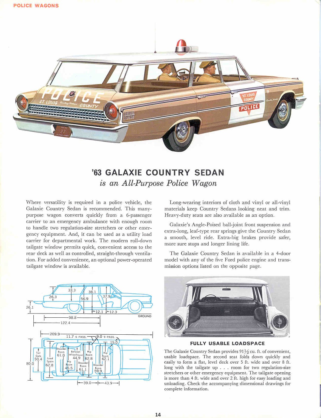 1963 Ford 15