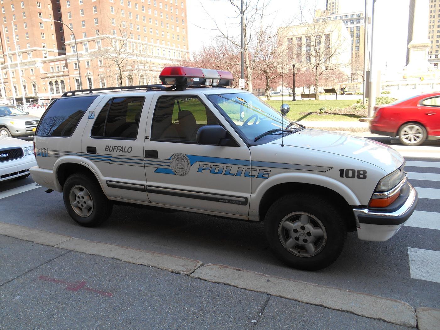 NY - Buffalo Police