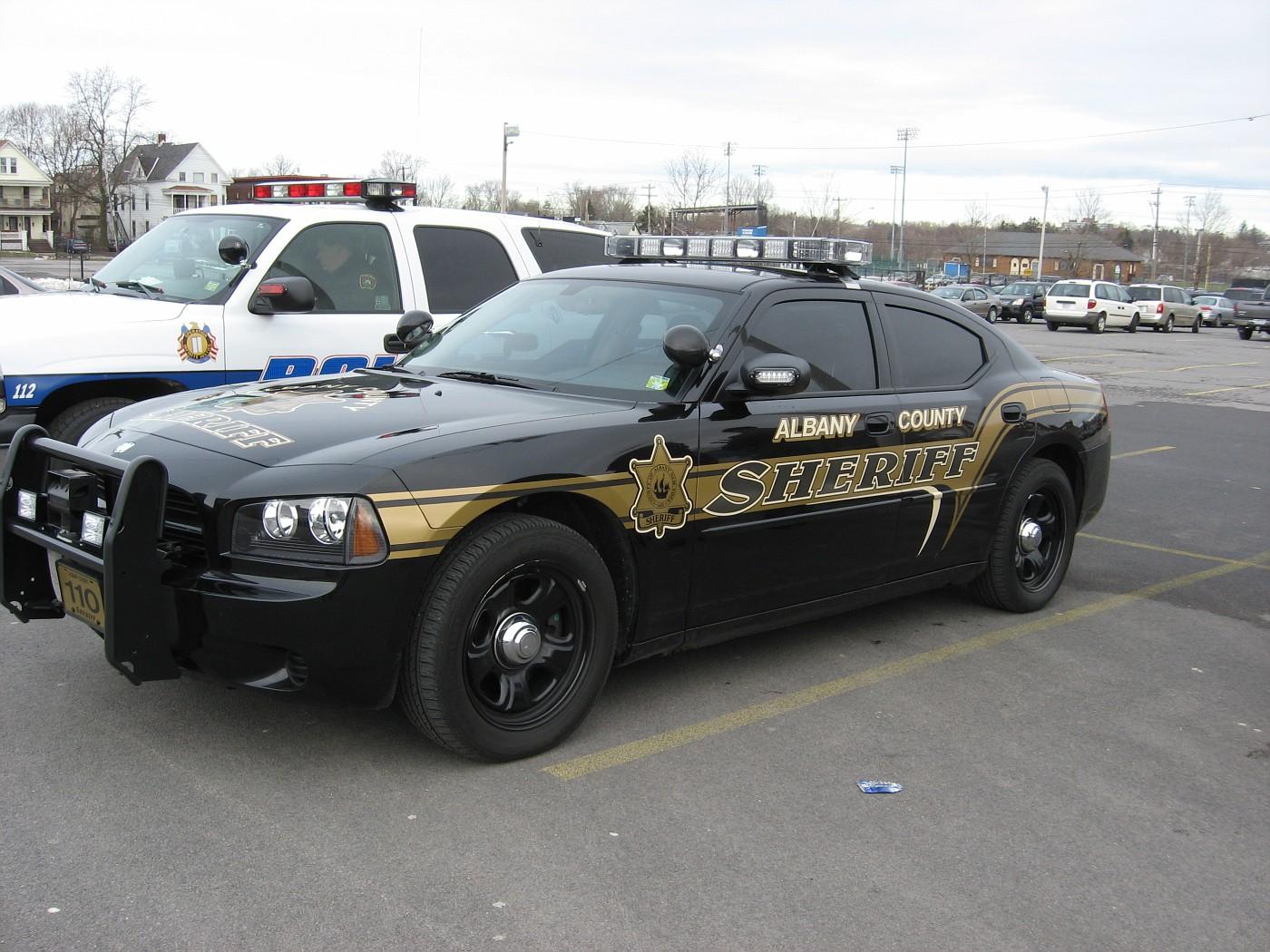 NY - Albany Co Sheriff