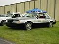 North Carolina Hwy Patrol 1993 Ford Mustang