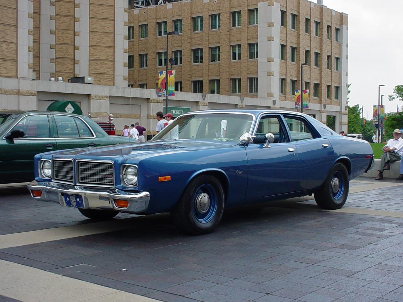 Dodge Coronet Taringa