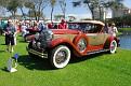 1929 Packard 640 Custom Eight Runabout owned by Gale andHenry Petronis DSC 4103