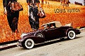1934 Cadillac 355 D convertible owned by Larry and Dianne Bloomer