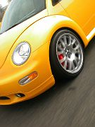 Wheel tire detail 5