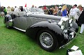 1939 Lagonda V12 Rapide Open Tourer front exterior view