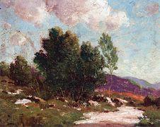 Summer Clouds, Old Lyme [c.1910]