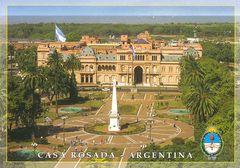 Argentina - CASA ROSADA NS