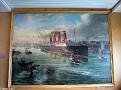 MAURETANIA leaving Tyne 1907 20070918 003