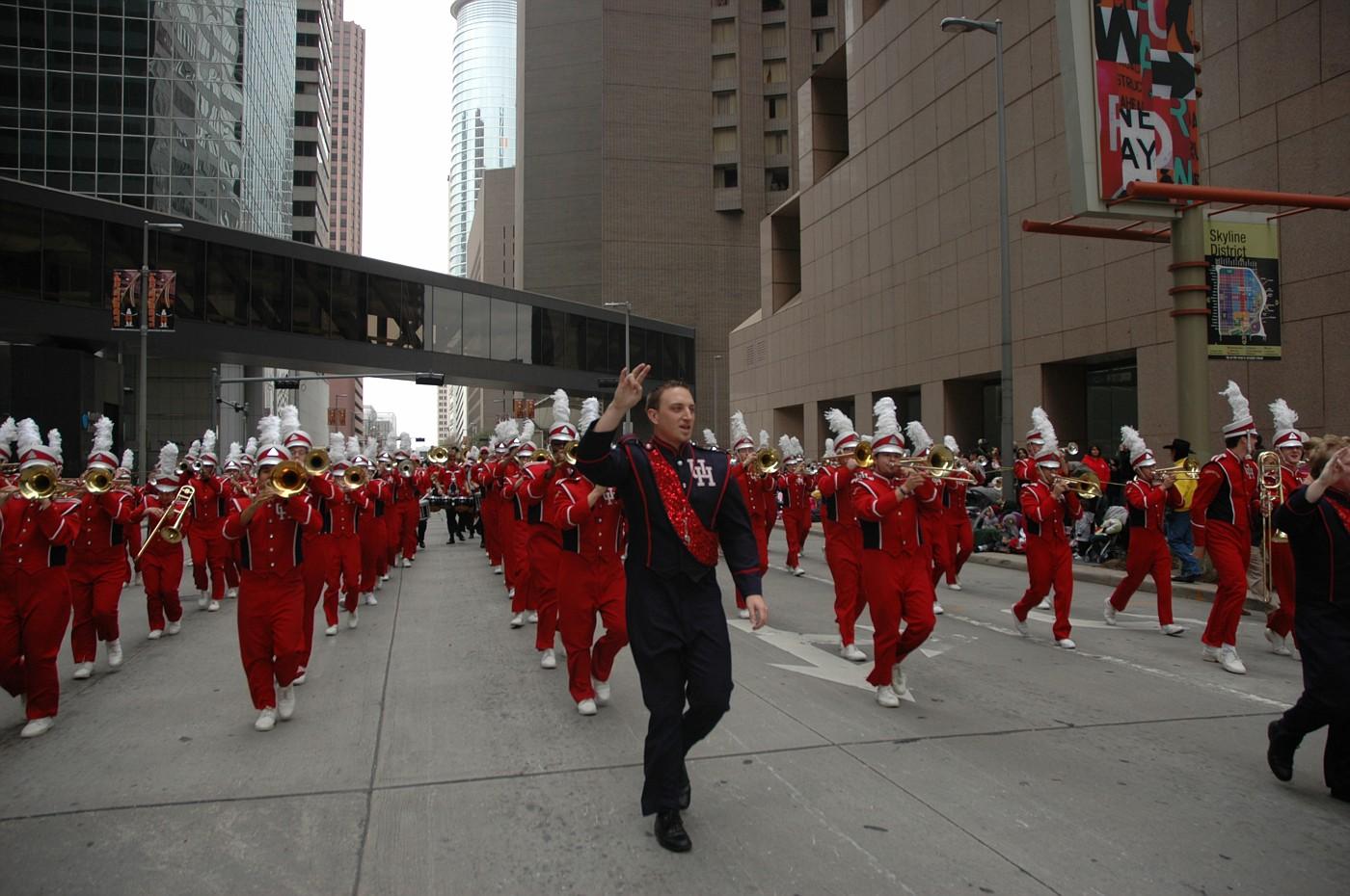 UH Rodeo Parade 20090228 0769