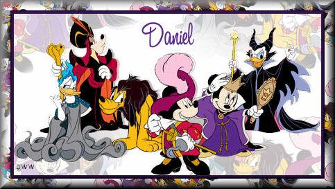 Mickey & GangDaniel