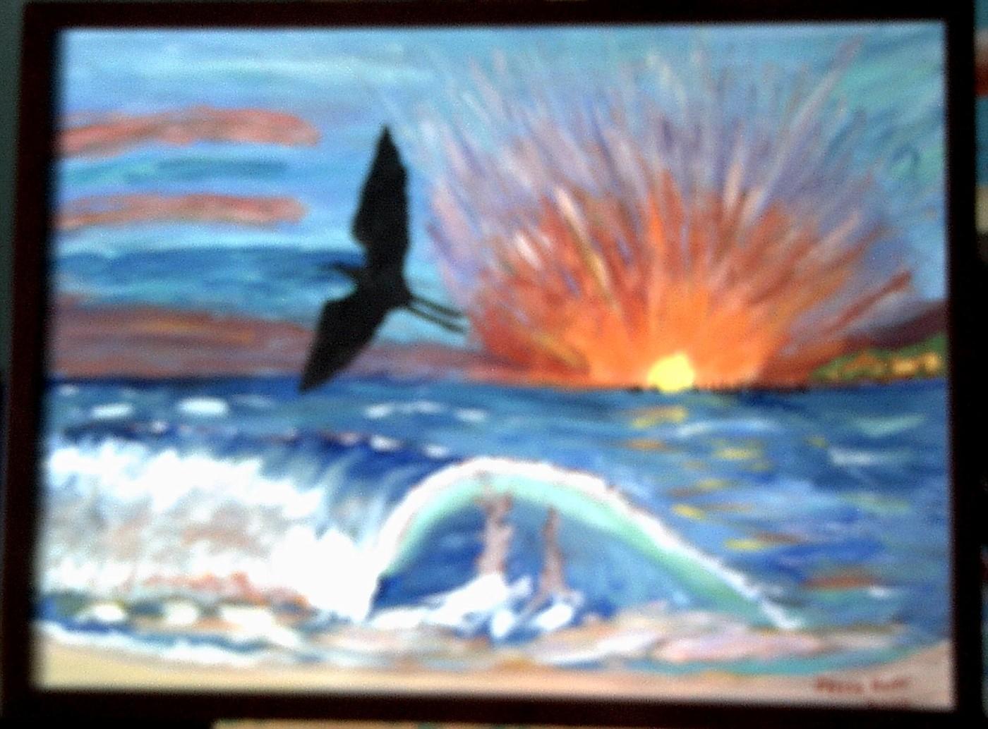 Frigate Bird at Sunset.jpg