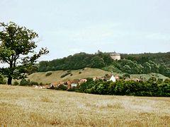 Schwalenberg mit Burg