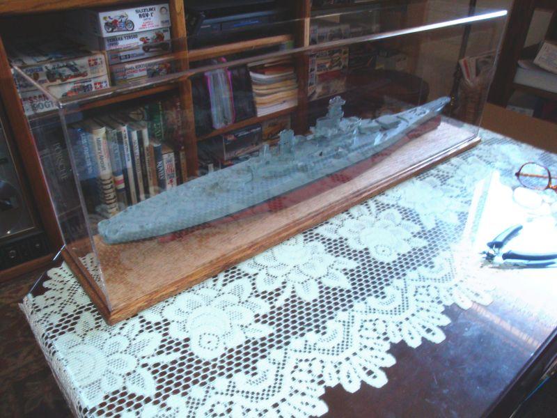 USS Missouri 1/350 Tamiya  Miss016-vi