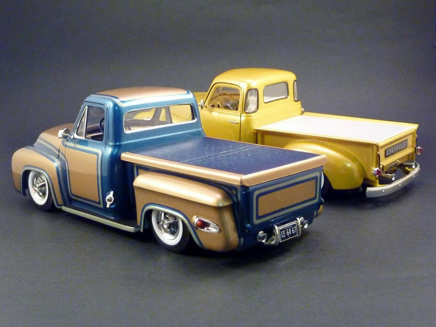 Chevy pickup 60 citerne texaco terminé - Page 3 Photo9-vi
