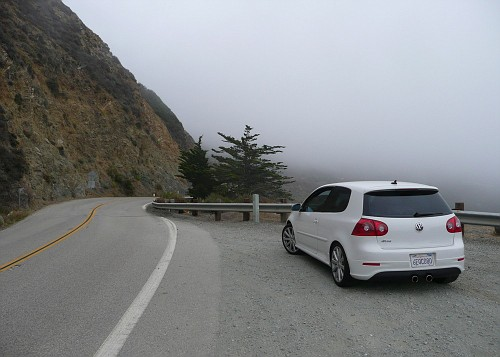 If you've never been up CA Highway 1 you've missed something. Turn out