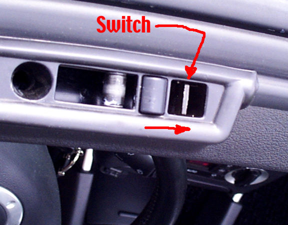Audi A4 Brake Light Replacement  Nicks Car Blog