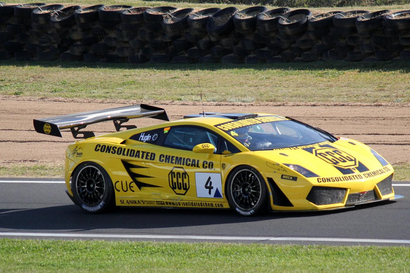 Production Sports Car Race - Bathurst Motor Festival 240411 090 $500,000 V10 Lamborghini Gallardo LP560-4 No 4