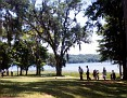 Lake Hall at Maclay Gardens, Tallahassee, Florida