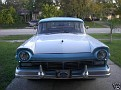 1957 Ford    Blue &  White
