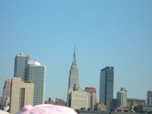 ESB from the boat