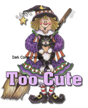 dcd-Too Cute-WitchyPoo