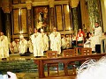 Presentation of about to be Ordained Auxiliary Bishops