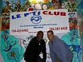 Jimmy Moise and Pasha Brandt founders of Le P'tit Club