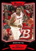 2008-09 Bowman Relics Tracy McGrady (1)