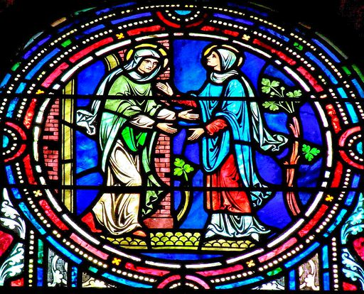 SAINTS PETER AND PAUL CHURCH - STAINED GLASS - 16