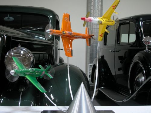 OTB for sure. Take a look at Mike Flynn's racing planes. All different prop set ups and an awsome display!
