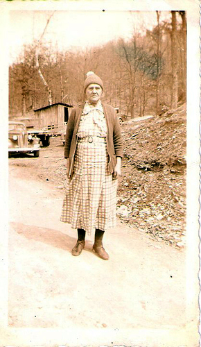 157-Great-Great Grandmother Lou Anna Laxton  She was married to Shug Laxton