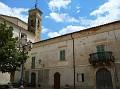 Outside Nocciano Church