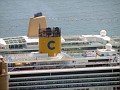 Costa Concordia & Aurora