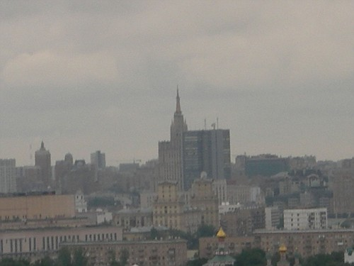Moscow  - Another of the 7 Skyscrapers