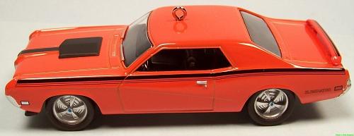 2015 1970 Mercury Cougar