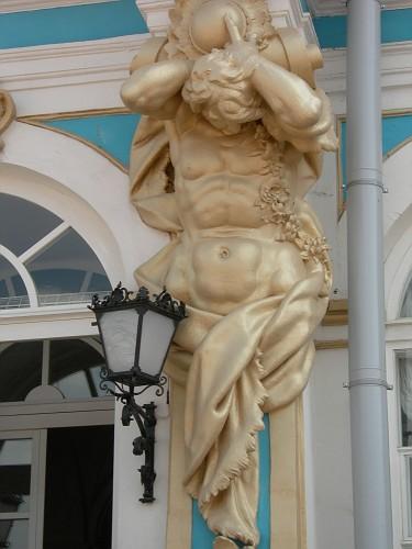 Catherine's Palace, Saint Petersburg - Atlas