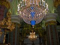 Moscow, Kremlin church - Chandelier