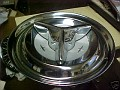 Olds Flipper Hubcap