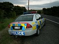 New Zealand - Traffic Police 2004 Holden Commodore