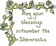 c anim irish blessings