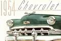 1954 Chevrolet , Brochure. 01