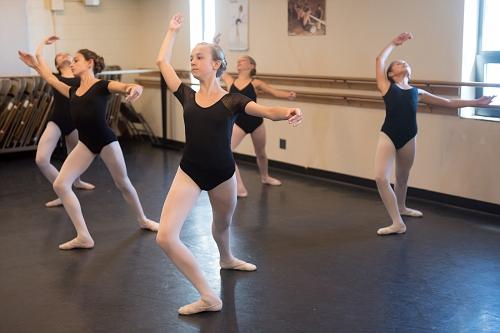 Brighton Ballet Practice DG-97